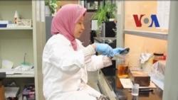 "Sidrotun Naim, Penerima penghargaan UNESCO 'Woman In Science"" - Liputan Feature VOA Februari 2012"
