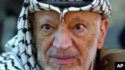 Arafat 2004