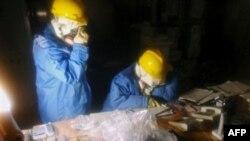 Radnici u oštećenoj nuklearki Fukušima-Daiči