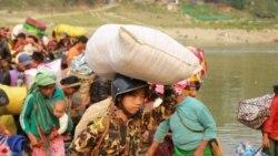 ကခ်င္ စစ္ေရွာင္ဒုကၡသည္ေတြ ေဘးကင္းလံုၿခံဳစြာေနရပ္ျပန္ေရး လိုအပ္ခ်က္ေတြရွိေန