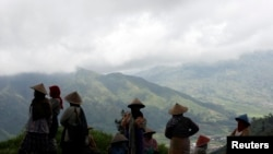 Kawasan Gunung Dieng (Foto: ilustrasi)