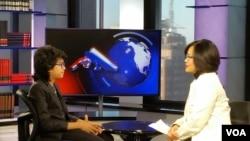 Reporter VOA, Ningrum Spicer mewawancarai Joey Alexander di New York.