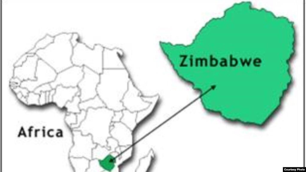 Zimbabwe academic launches new political party map of zimbabwe gumiabroncs Image collections