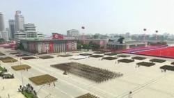 North Korea Celebrates Anniversary of War's End