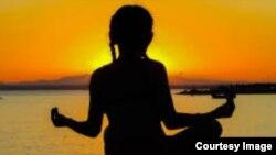 Meditacija (ilustracija)