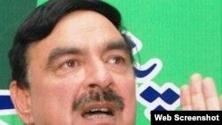 شیخ رشید