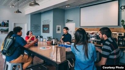 Ryan Wibawa, Barista dan Coffee Professional asal Indonesia (dok: Ryan Wibawa)