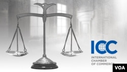 Tòa Trọng Tài Quốc Tế - ICC - International Chamber of Commerce.