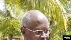 Tomé Vera Cruz candidato à presidência em São Tomé e Príncipe