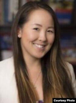 张馨文,美国国会众议院外交委员会亚太小组委员会办公室主任