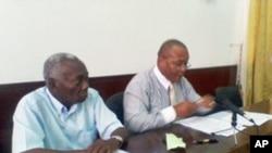 Secretario e presidente da Comissão Eleitoral Nacional de São Tomé e Príncipe