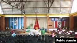 Paruwasi ya Mutagatifu Mikayile i Kigali mu Rwanda