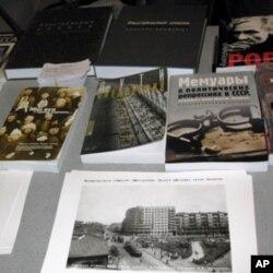 有关斯大林政治迫害的书籍