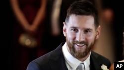 Lionel Messi, 30 juin 2017.