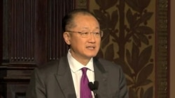 World Bank President: Elimination of Poverty Possible