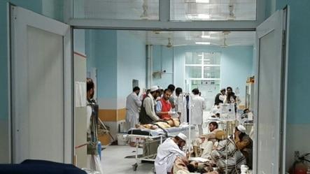 无国界医生组织谴责美军空袭医院致19人死亡