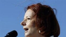 نخست وزیر استرالیا از حضور کشورش در افغانستان دفاع می کند