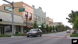 Thành phố Titusville, bang Florida.