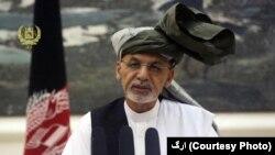 جمهوررئیس غني د کوچني اختر په مناسبت په خپله نننۍ وینا کې د افغانستان پخوانی جمهوررئیس د سولې د بهیر لارښود وګڼه