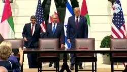 Casa Blanca anfitriona en histórica firma de acuerdos entre Israel, EAU y Bahréin