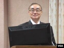 台湾国防部长冯世宽