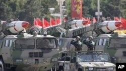 Kineski plan o razvoju oružanih snaga najzanimljiviji po tome što je u njemu izostavljeno