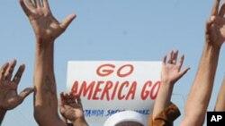 Demonstranti u Pakistanu uzvikuju anti-američke parole