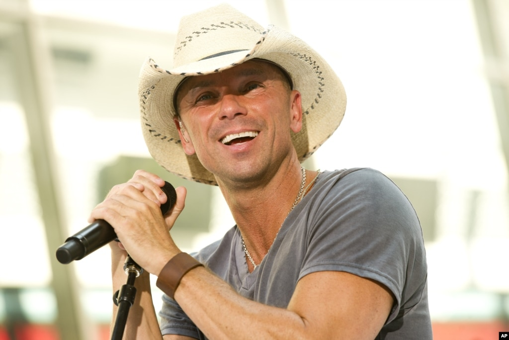 Kenny Chesney, United States, music, country music