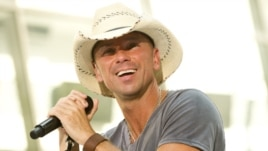 Kenny Chesney performs on NBC's