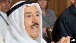 شیخ صباح االحمد الجابر الصباح، امیر کویت