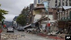 新西蘭地震確認最後九個遇難者﹐其中包括4名中國女子