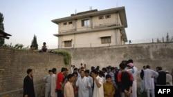 Вилла бин Ладена в Пакистане