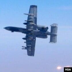 Za održavanje zone zabrane leta potrebne su brojni avioni i druge snage podrške