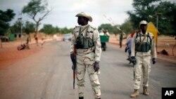 Malijski vojnici