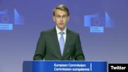 歐盟發言人斯塔諾(Peter Stano)