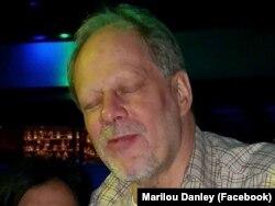 Une photo du tireur de Las Vegas, prise par sa compagne Marilou Danley.