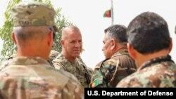 FILE - U.S. Army Brig. Gen. Jeffrey Smiley (Staff Sgt. Neysa Canfield)