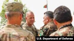 Thiếu tướng Mỹ Jeffrey Smiley.