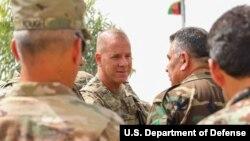 سرتیپ جفری اسمایلی، ژنرال ارتش آمریکا