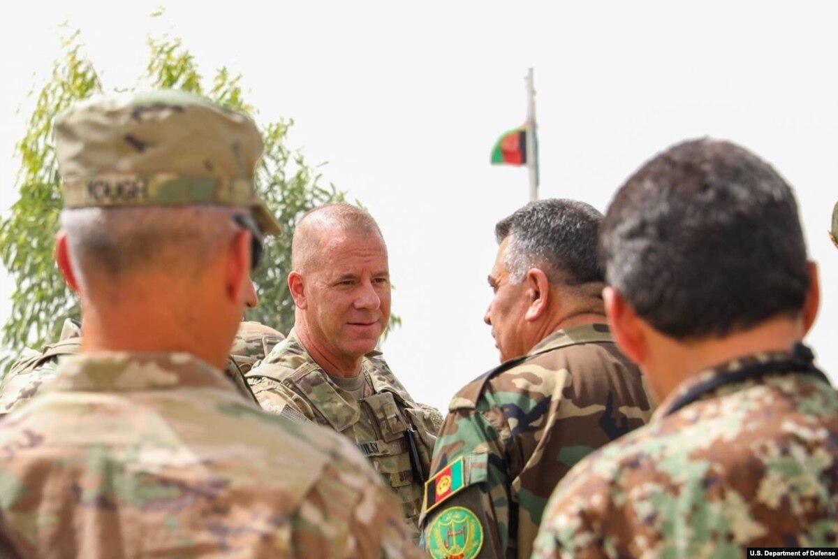 Image result for Əfqanıstanda amerika generalları