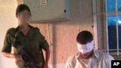 فلسطینی قیدی عورت کے گرد اسرائیلی فوجی کا رقص، تحقیقات کاحکم