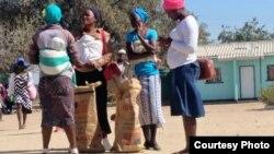 Izakhamizi zeGwanda