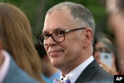 Jim Obergefell was the lead plaintiff in the case Obergefell v. Hodges.(AP)