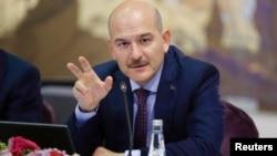 ترک وزیر داخلہ