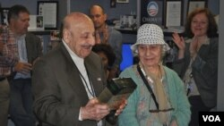 """Creator of VOA's """"Music Time in Africa"""", Leo Sarkisian, retires at age 91."""