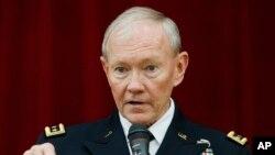 Chủ tịch Ban Tham mưu Liên quân Hoa Kỳ Martin Dempsey nói những lời đe dọa của lãnh tụ Bắc Triều Tiên Kim Jong Un nhắm vào Nam Triều Tiên và Hoa Kỳ nêu bật nhu cầu hợp tác quân sự giữa Seoul và Washington.