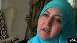 敘利亞活動家紹德 卡德亞