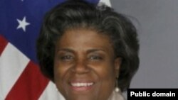 Lindaa Toomaas Griinfiild, Ministirii Dhimma-alaa Yunaaytid Isteetsitti itti aantuun ministeera dhimmoota Afrikaa