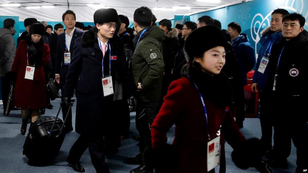 pyeongchang 2018 north korea зурган илэрцүүд