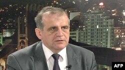 Nedžmedin Spahiu, predsednik Skupštine kosovskih nevladinih organizacija